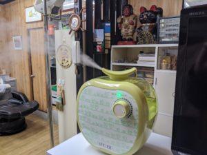 次亜塩素酸除菌水 CELA 加湿器